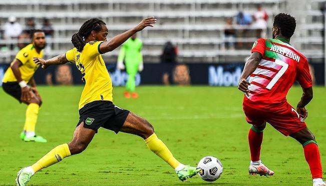 Soi kèo Guadeloupe vs Jamaica Gold Cup 2021